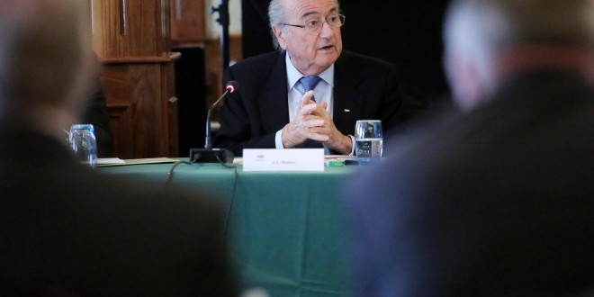FIFA's Blatter unwittingly pinpoints soccer governance's prime issues
