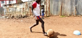 Football can change the world
