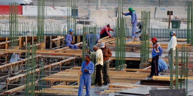 7,000 migrant workers will die before the World Cup in Qatar 2022